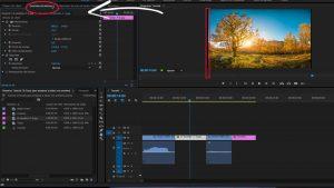 Aprender Adobe Premiere Paso 7