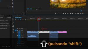 Aprende Adobe Premiere Paso 7