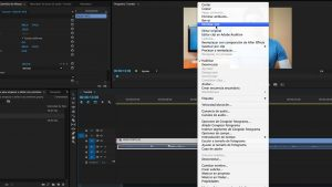 Aprender Adobe Premiere Paso 3