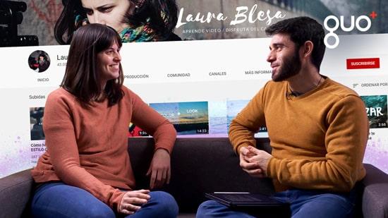 El camino audiovisual profesional ft. Laura Blesa