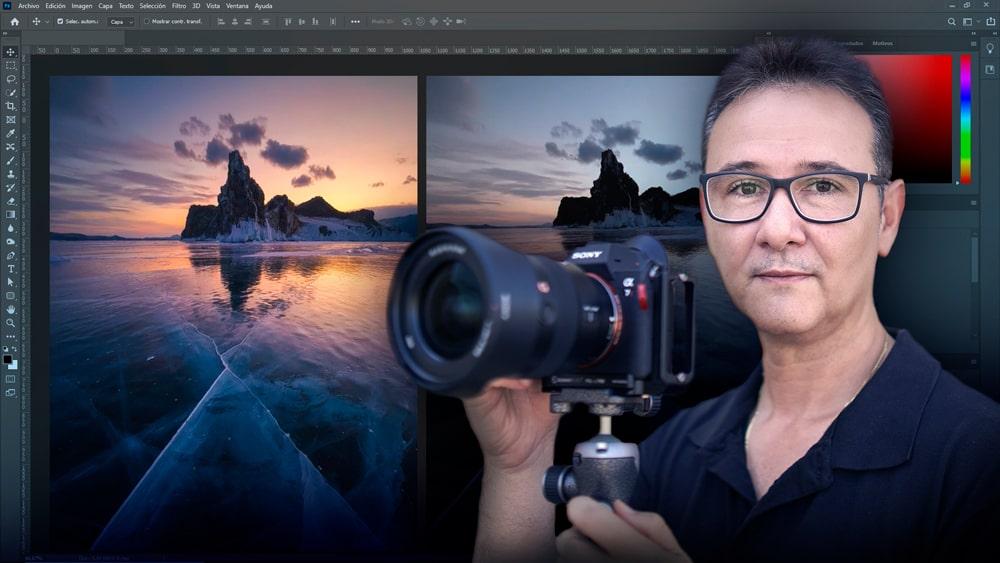 Guo+ teoría del color Lightroom y Photoshop