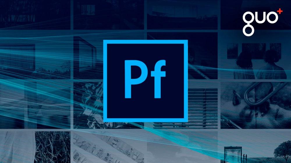 Guo+ Crear un Porfolio con Adobe
