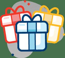 Icono tarjeta de regalo Runbenguo