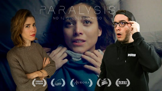 Narrativa audiovisual en Paralysis - ft. Irene y Alex