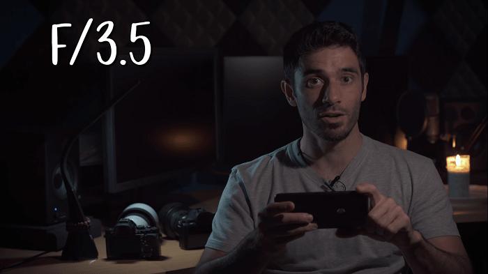Cómo grabar vídeos de noche