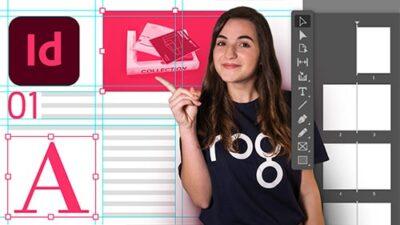 Curso de Adobe Indesign: Diseño y Maquetación