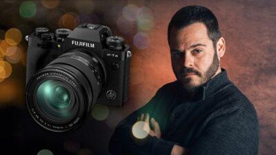 Curso Videoguía de la cámara FujiFilm XT4