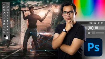 Curso de Manipulación Creatica con Photoshop