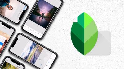 Curso de Snapseed: edita fotografías desde tu móvil