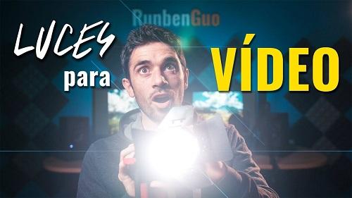Kit de iluminación para vídeo y fotografía