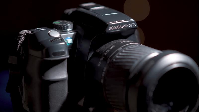 Minolta Dynax 5D