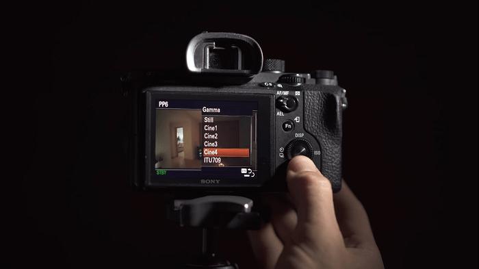 Modos de color en una cámara