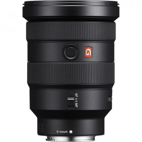 Objetivo Sony 16-35mm f2.8