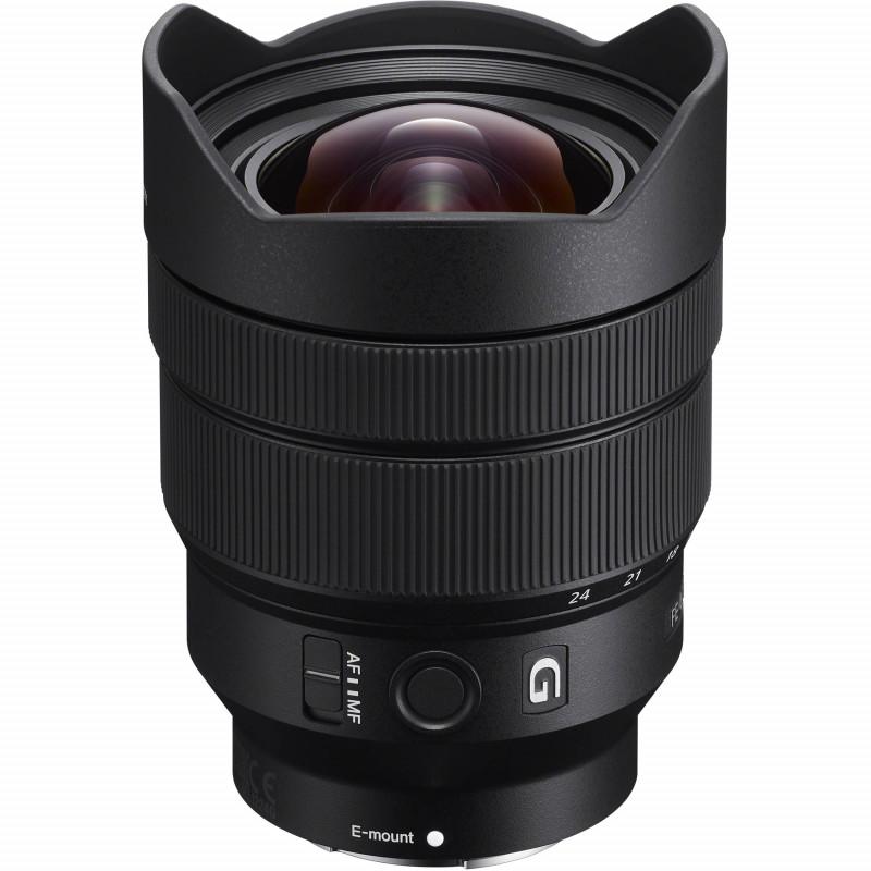 Objetivo Sony 12-24mm f4